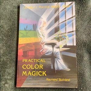book- Practical Color Magick